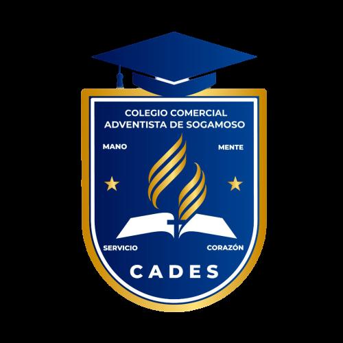 logo colegio CADES